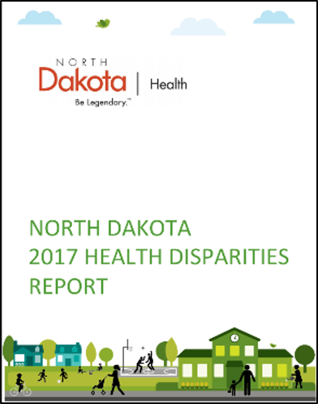 Disparities Report