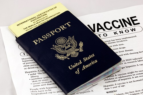 Travel Immunization Information